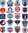 Nautical vector patches