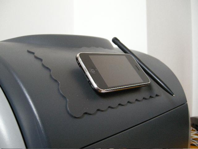 Smartpad im Büro